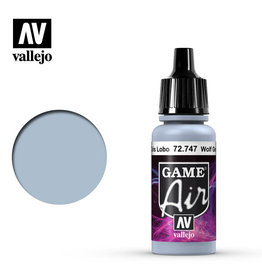 Vallejo Game Air: Wolf Grey, 17 ml.