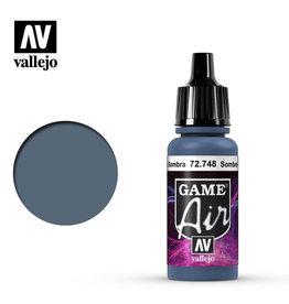 Vallejo Game Air: Sombre Grey, 17 ml.