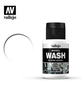 Vallejo Model Wash: White Wash, 35 ml.