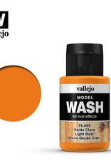 Vallejo Model Wash: Light Rust Wash, 35 ml.