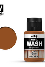 Vallejo Model Wash: Brown Wash, 35 ml.