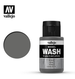 Vallejo Model Wash: Grey Wash, 35 ml.