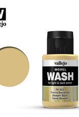 Vallejo Model Wash: Desert Dust, 35 ml.