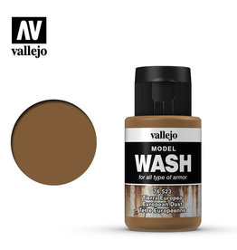 Vallejo Model Wash: European Dust, 35 ml.