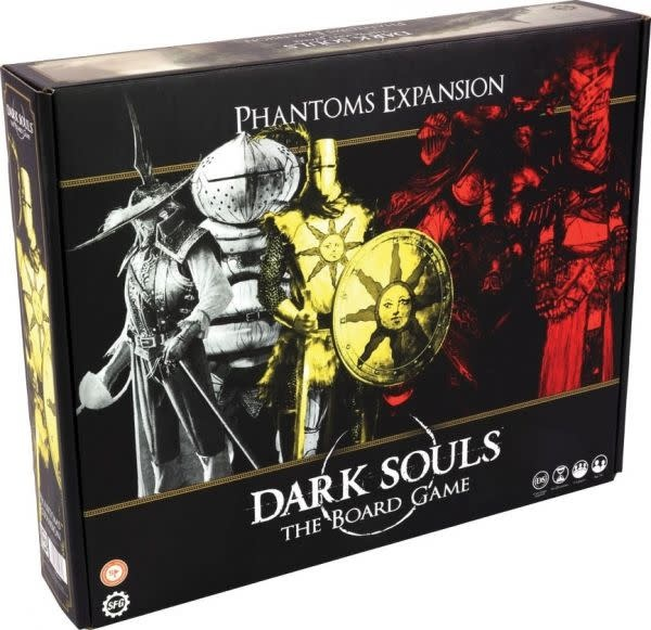 Steamforged Games Dark Souls the Board Game: Phantoms Expansion