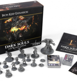 Steamforged Games Dark Souls the Board Game: Iron Keep Expansion