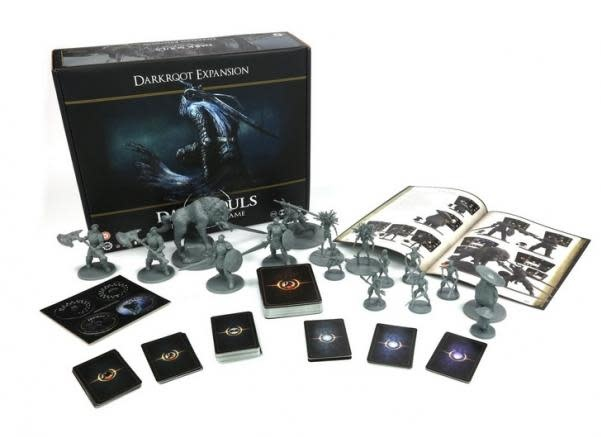 Steamforged Games Dark Souls the Board Game: Darkroot Expansion