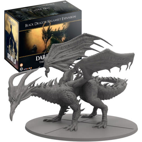 Steamforged Games Dark Souls the Board Game: Black Dragon Kalameet Expansion