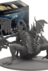 Steamforged Games Dark Souls the Board Game: Gaping Dragon Expansion