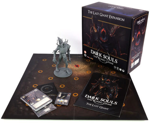 Steamforged Games Dark Souls the Board Game: The Last Giant
