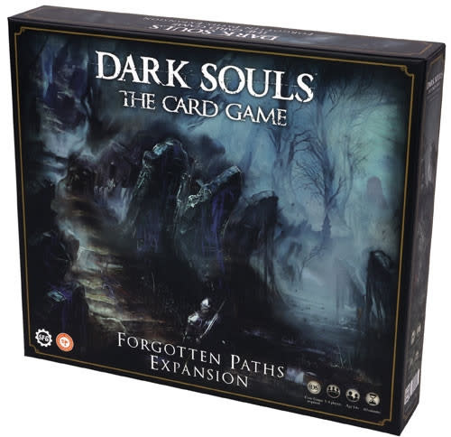 Steamforged Games Dark Souls the Card Game: Forgotten Paths Expansion