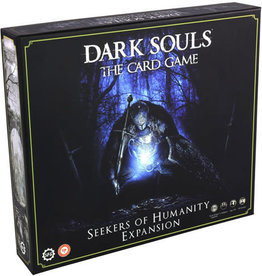 Steamforged Games Dark Souls the Card Game: Seekers of Humanity Expansion