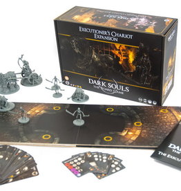 Steamforged Games Dark Souls the Board Game: Executioner's Chariot Expansion