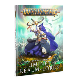 Games-Workshop Battletome: Lumineth Realm-Lords