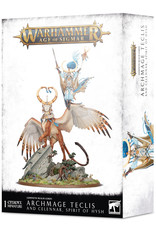 Games-Workshop Archmage Teclis and Celennar, Spirit of Hysh
