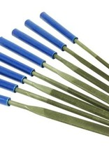 Gale Force 9 Tool- 8-Piece Metal Files