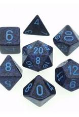 Chessex 7-Die Set Speckled Cobalt