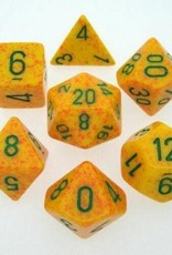 Chessex 7-Die Set Speckled Lotus