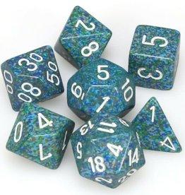 Chessex 7-Die Set Speckled Sea