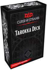 Gale Force 9 Dungeons and Dragons RPG: Strahd- Tarokka Deck