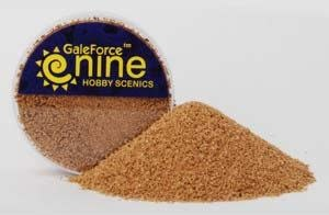 Gale Force 9 Basing Hobby Round- Super Fine Basing Grit