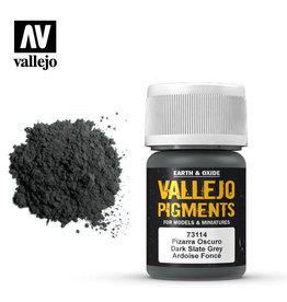 Vallejo Pigment Dark Slate Grey, 30 ml.