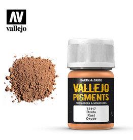 Vallejo Pigment Rust, 30 ml.