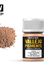 Vallejo Pigment Fresh Rust, 30 ml.