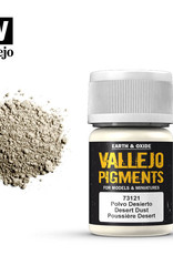 Vallejo Pigment Desert Dust, 30 ml.