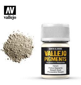 Vallejo Pigment Desert Dust, 30 ml.