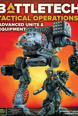 Catalyst Game Lab Battletech: Tactical Operations- Advanced Units & Equipment