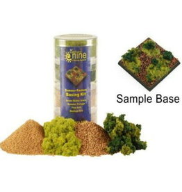 Gale Force 9 Basing Kit- Summer Pasture