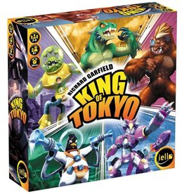 IELLO King of Tokyo: 2nd Edition