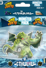 IELLO King of Tokyo: Cthulhu Monster Pack