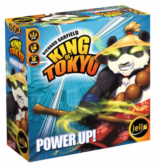 IELLO King of Tokyo: Power Up (2017)