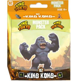 IELLO King of Tokyo/New York: King Kong Monster Pack