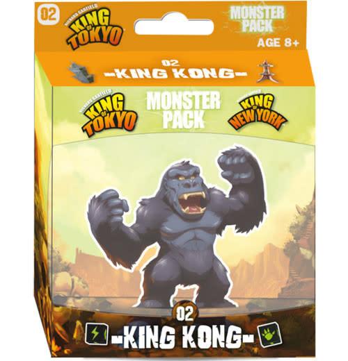 IELLO King of Tokyo/New York: King Kong Monster Pack