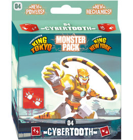 IELLO King of Tokyo/New York: Cybertooth Monster Pack