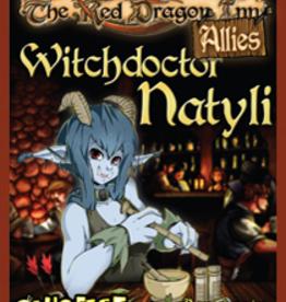 Slugfest Games Red Dragon Inn: Allies- Natyli