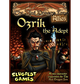 Slugfest Games Red Dragon Inn: Allies- Ozrik
