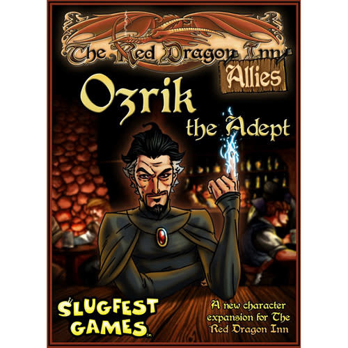 Slugfest Games Red Dragon Inn: Allies- Ozrik