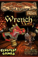 Slugfest Games Red Dragon Inn: Allies-Wrench