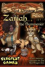 Slugfest Games Red Dragon Inn: Allies-Zariah