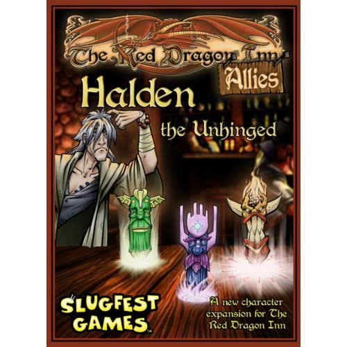 Slugfest Games Red Dragon Inn: Allies-Halden