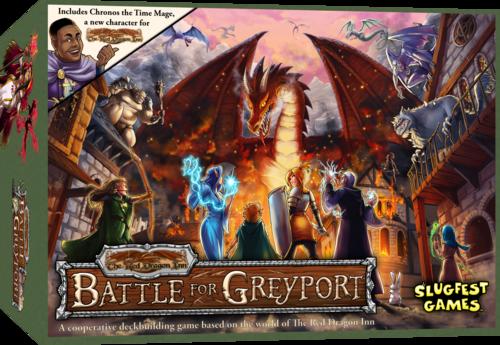 Slugfest Games Red Dragon Inn: Battle for Greyport