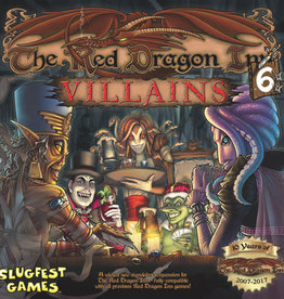 Slugfest Games Red Dragon Inn 6: Villains