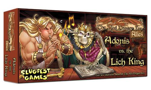 Slugfest Games Red Dragon Inn: Allies- Adonis vs. the Lich King