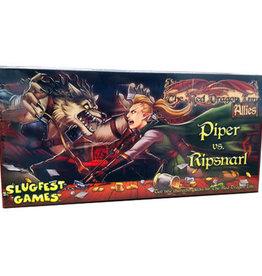 Slugfest Games Red Dragon Inn: Allies- Piper vs. Ripsnarl