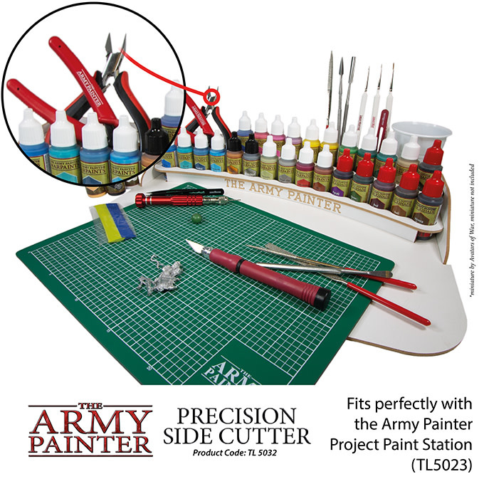 The Army Painter Tool: Precision Side Cutter