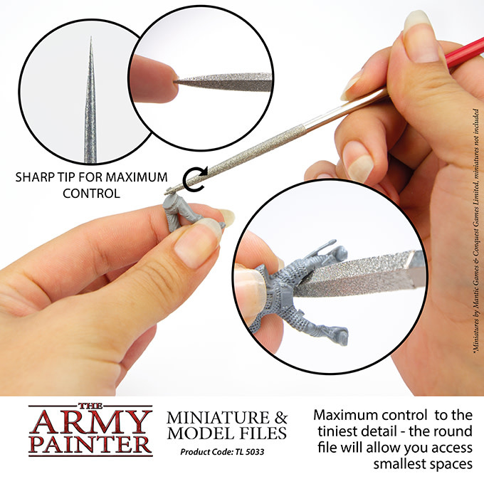 The Army Painter Tool: Miniature & Model Files